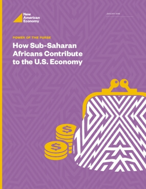 How Sub-Saharan Africans Contribute to the U.S. Economy