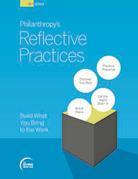 Philanthropy's Reflective Practices