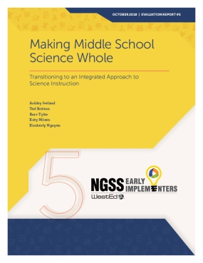 Making Middle School Science Whole: Transitioning to an Integrated Approach to Science Instruction