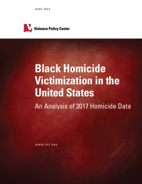 Black Homicide Victimization in the United States: An Analysis of 2017 Homicide Data
