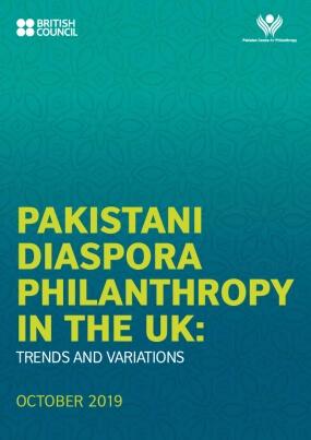 Pakistani Diaspora Philanthropy In the UK: Trends and variations