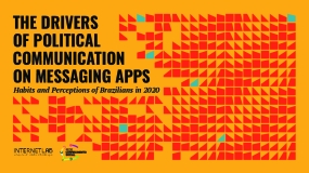 The Drivers of Political Communication on Messaging Apps: Habits and Perceptions of Brazilians in 2020